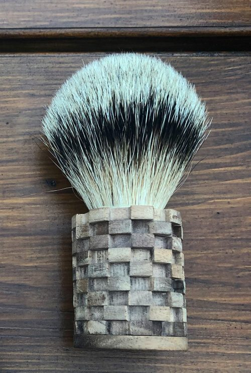 walnut-silvertip-badger-shave-brush