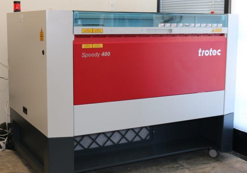 trotec-speedy-400-laser-engraver